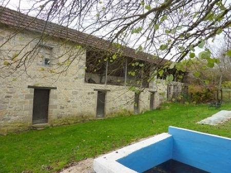 South Correze, renovated village house + outbuildings on 2000m²